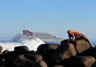 Galapagos seaside