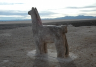 Salt Sculpture -Salar