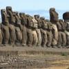 Ahu Tongariki – 15 Moai