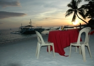 Beach on Panglao Island