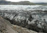 Joklasel Vatnajokull glacier