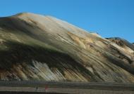 Landman. Liparit mountains