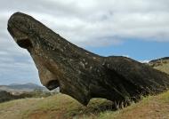 Near Rano Raraku Volcano