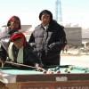 Tibet Playing Billiards