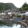 Scotland Plockton village