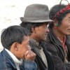 Tibet   In the town of Shigatse