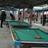 Tibet  Billiard « Room » in Shigatse