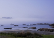 Mull Ferry Departure at 5p.m.