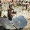 Tibet Solar Fire to cook