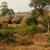 Zambia – Village near the «tarmac»