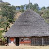 Ethiopian typical house