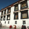 Jokhang Temple  area