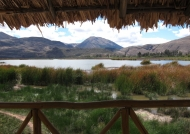 Laguna in Cusco area