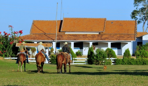 View of the Ranch
