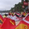 Boracay East windy coast