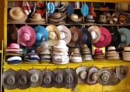 Cartagena hat display