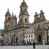 Cathedral in Bolivar square