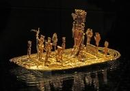Muisca raft-El Dorado legend
