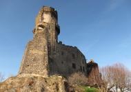 Tournoël Castle-Auvergne