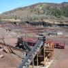 Pozzolana Extraction