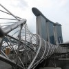 Helix Bridge-Bay Sands Hotel