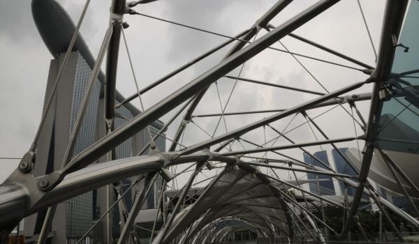 Helix Pedestrian Bridge