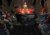 Cave in Ekayana Pagoda