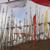 Chelela Pass-Prayer flags