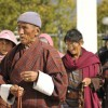 Buddhist pilgrims