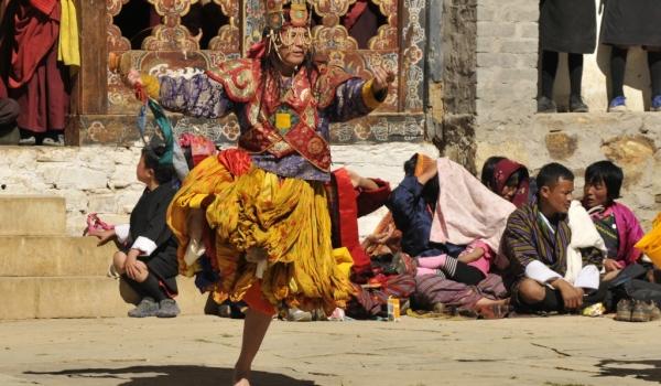 dance to «reach» guru Rinpoche