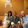 Meeting the Bhutan guide