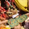 Dancers – monks of Gangtey