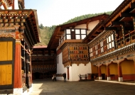 Also called Rinpung Dzong