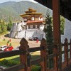 Gangway to the Dzong