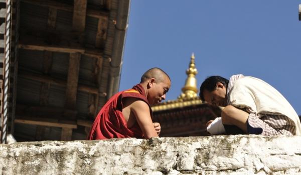Meditation talk?