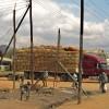 Oversized truck