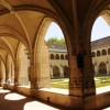 The large cloister