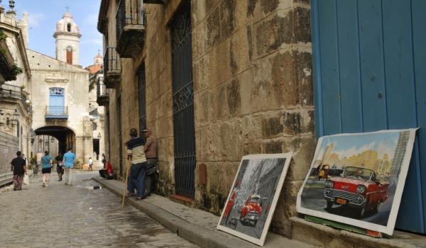 Old Havana – Small street