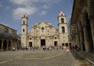 Old Havana – Cathedral