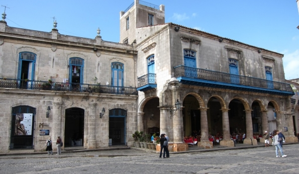 Old Havana – near the cathedral