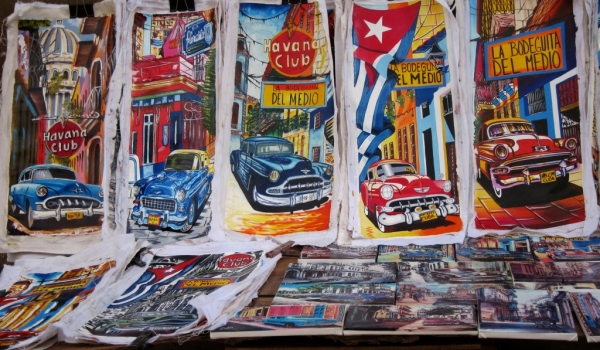 Cuban typical T-Shirts