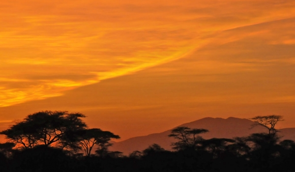 the power of African sky