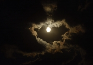 After the sun, the moon…