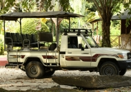 Our Land Rover (pickup)