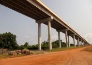 to link Port-Gentil – Omboué
