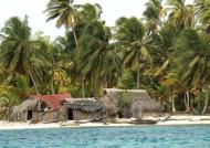 Island belonging to Kuna