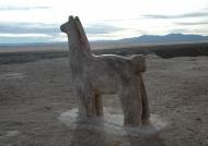 Salt Sculpture -Salar