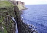 Skye – Kilt rock