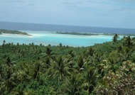 Aitutaki – View from the top
