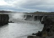Dettifoss Waterfalls